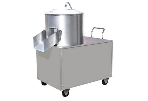 Emery Potato Washing Peeling Machine