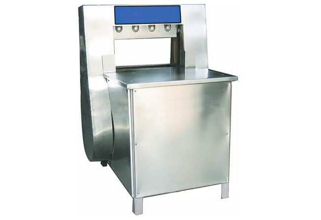 automatic frozen meat slicer