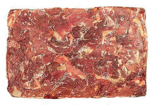 How to Handle Hard and Frozen Meat Blocks?