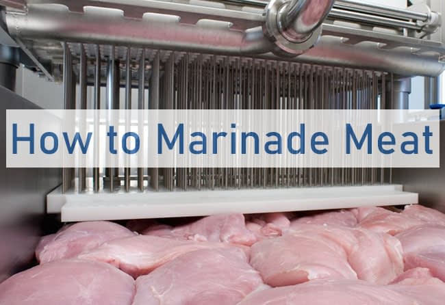How to Marinade Meat