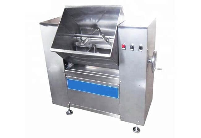 Stainless Steel Minced Meat Mixer Machine