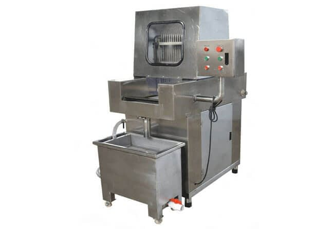 commercial brine injector machine