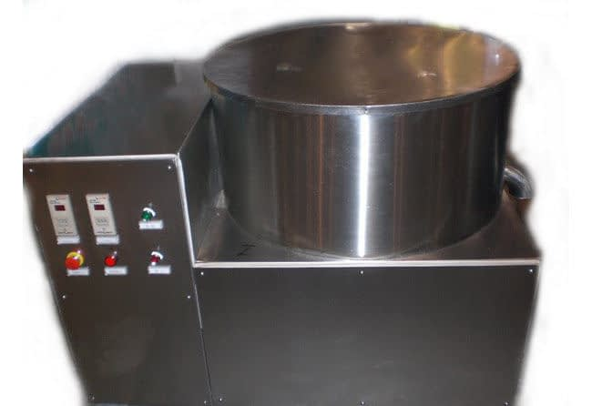 plantain chips deoiling machine