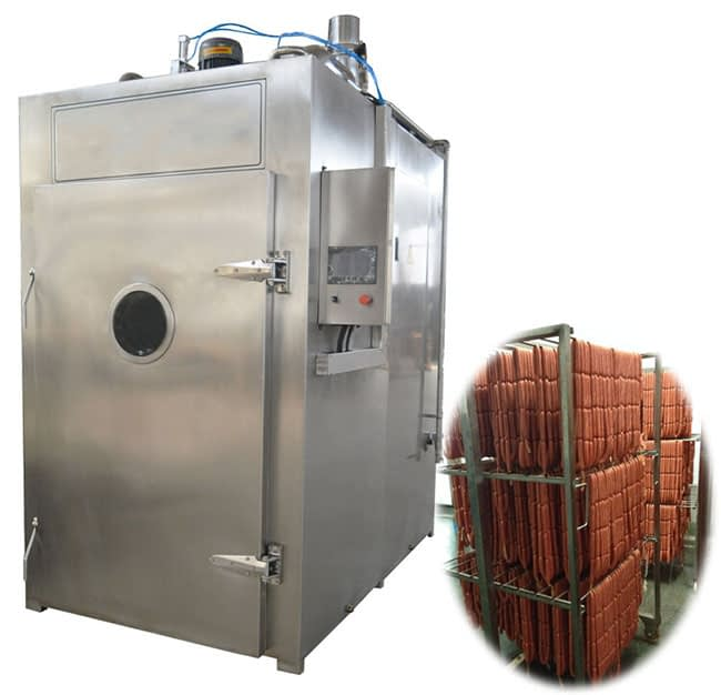 meat smoking machine for sale