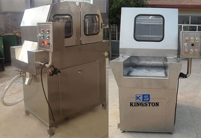 commercial brine injector