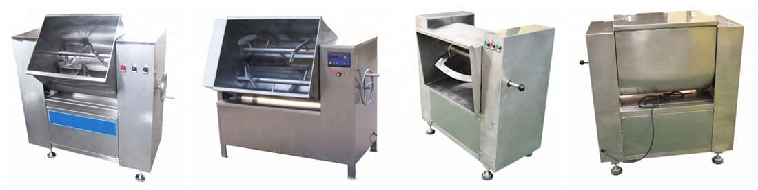 commercial meat mixer