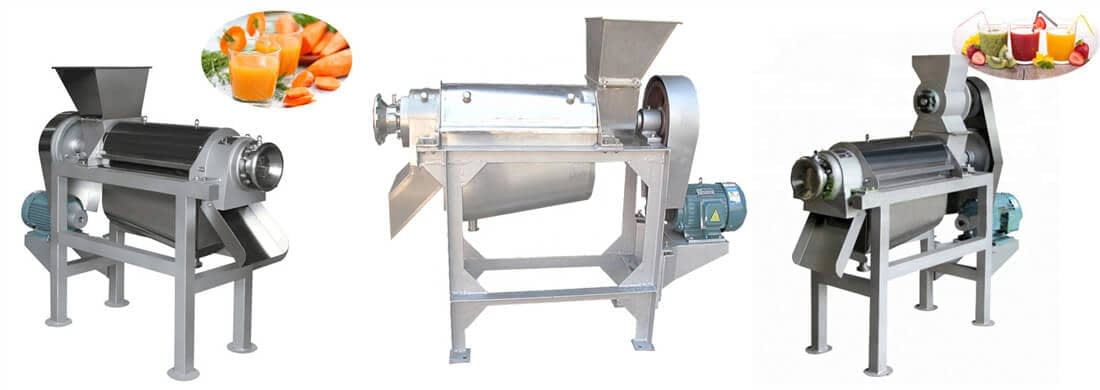 crushed juice extractor