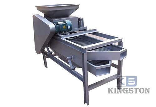 200-300kg/h Small Nuts Shelling and Separating Machine