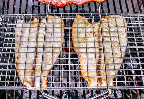 How to Grill Fish Outdoor