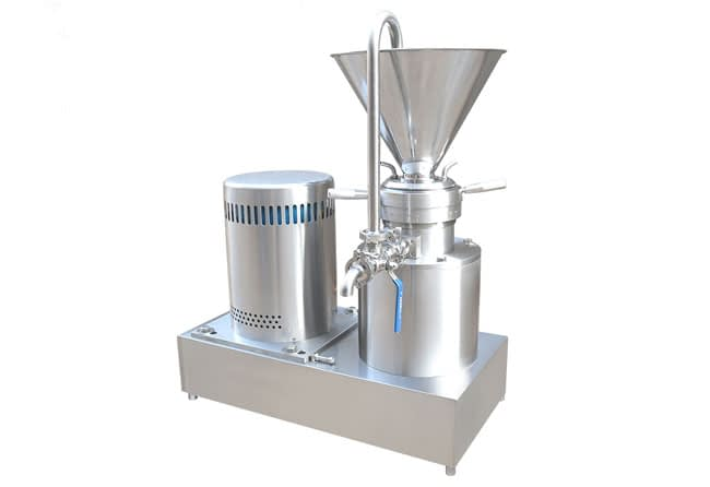 Chocolate Bean Colloid Mill