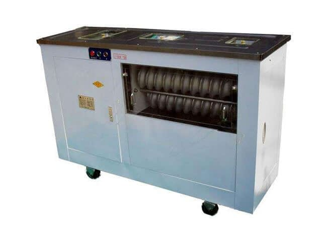 steamed bun rounder machine