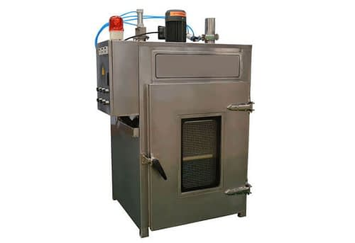 Meat Smoker Machine