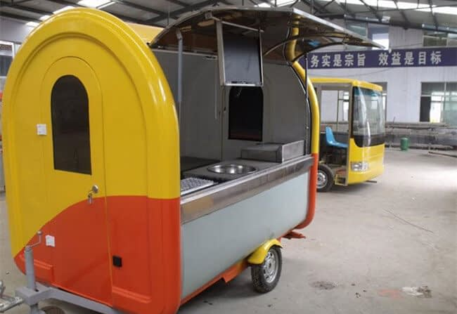 developing prospect of mobile food truck