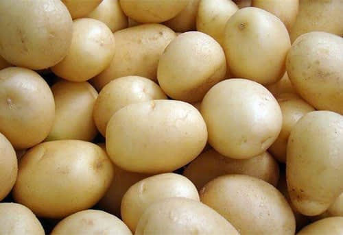 Encourage More White Potato  Consumption