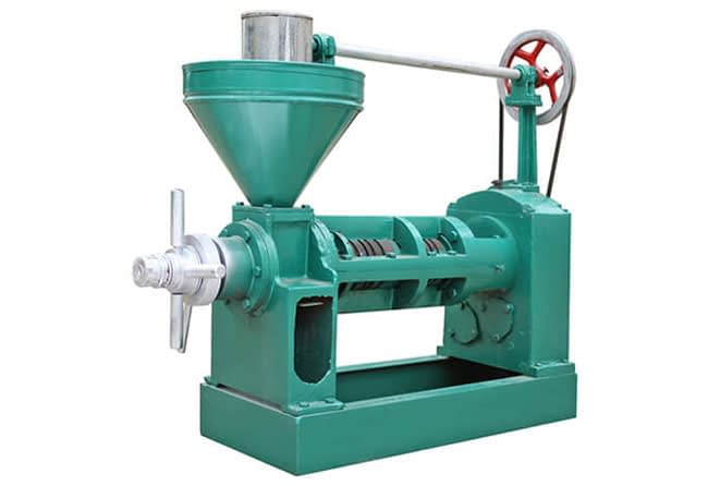 6YL Screw Oil Press